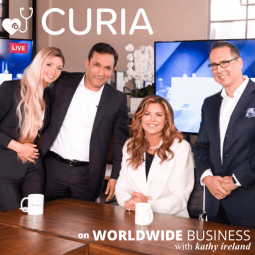 Worldwide Business mit Kathy Ireland